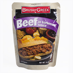 Brushy Creek Beef in Barbecue Sauce