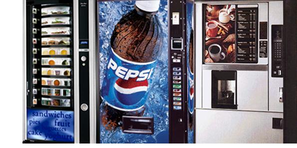 d d vending